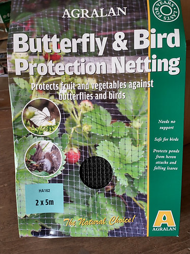 Netting Bird and Butterfly 5x2m protection netting
