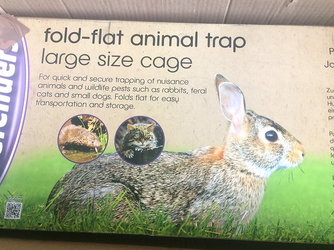 Cage Trap for Rabbit