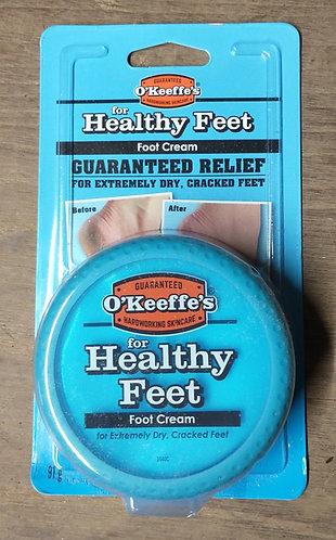 Healthy feet barrier cream