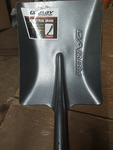 Darby square mouth heavy duty shovel