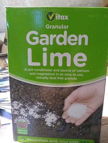 Garden Lime soil conditioner sweetner