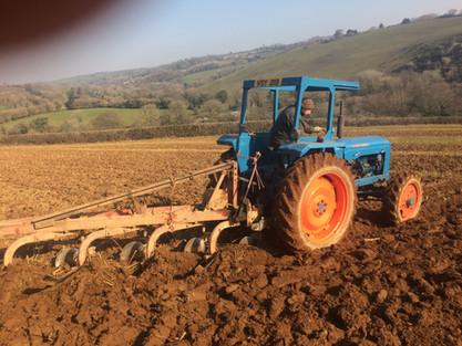 ploughing spring2017