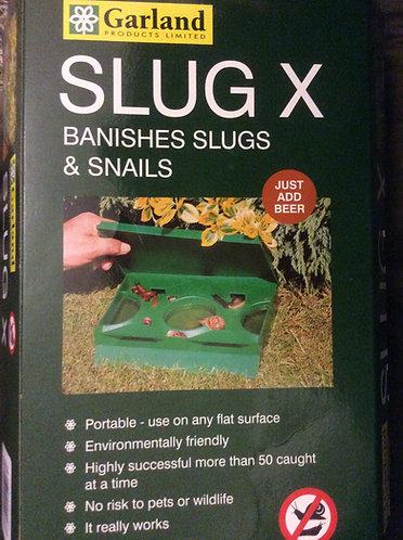 Slug X  humane Slug and Snail trap