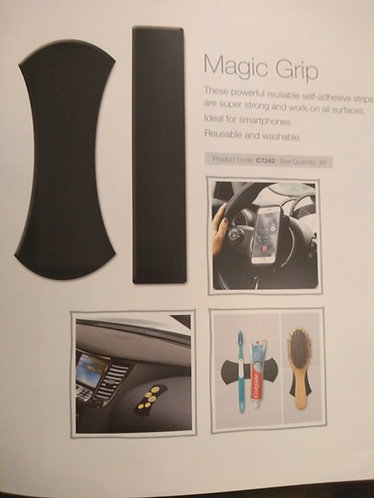 Magic Grip powerful adhesive strips