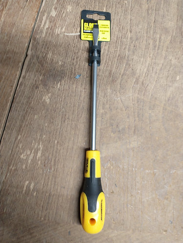 Globemaster Flat Point   screwdriver 200 mm