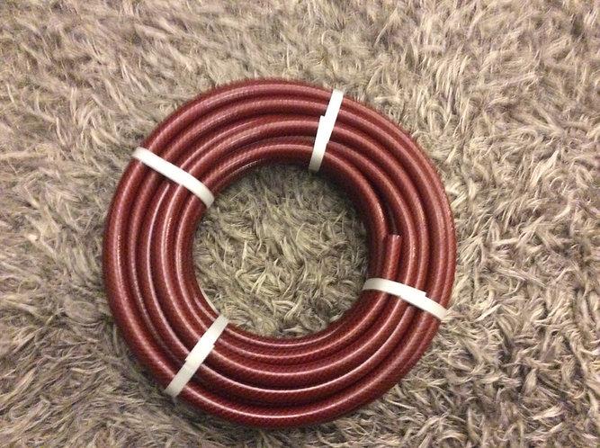 Red Ellbraid Super Hose kink resistant hosepipe