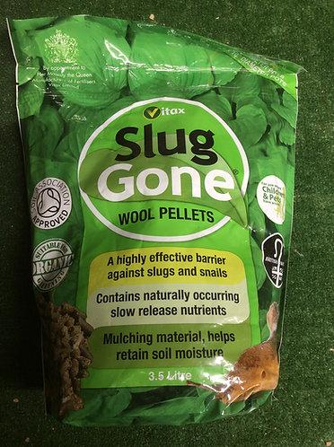 Slug Gone  1 Litre 100 % natural organic wool pellet