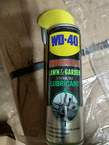 WD-40 Lawn and Garden Lubricant