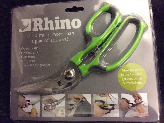 Rhino multi purpose garden   Scissors