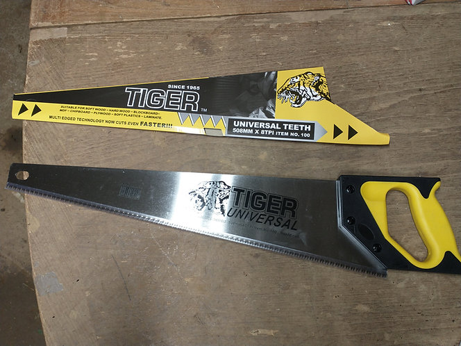Tiger Universal  Toolbox Saw