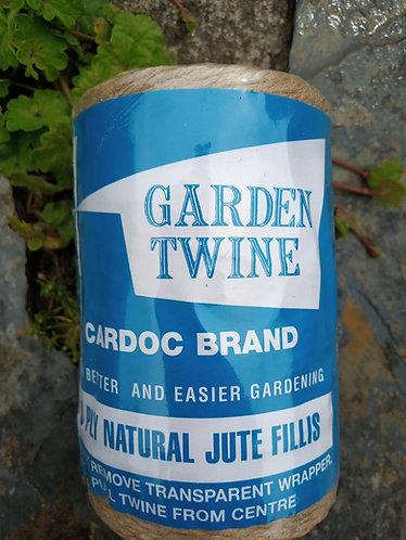 Natural Jute 200g spool