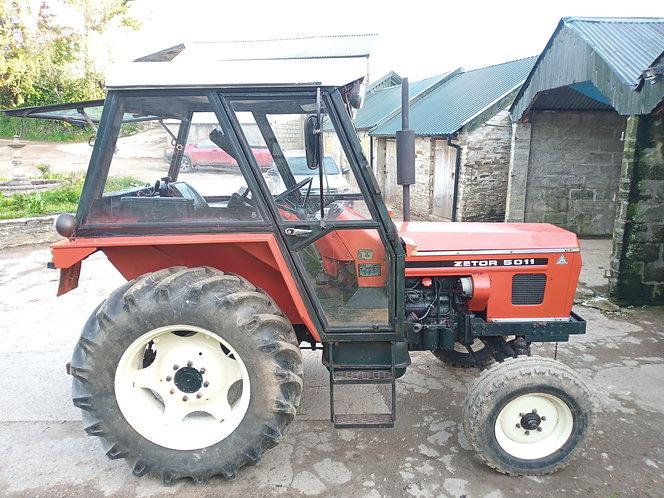 Zetor 5011 43 hp tractor