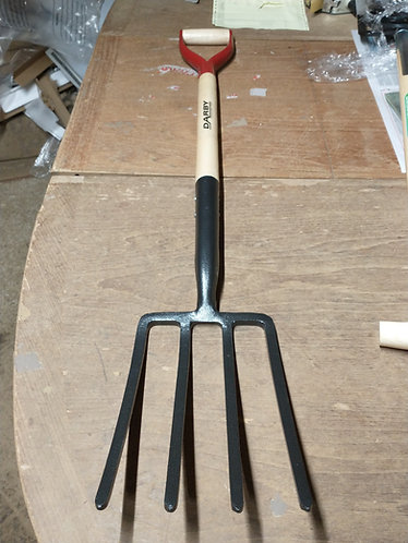 Darby forged digging fork