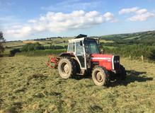 2017 haymaking