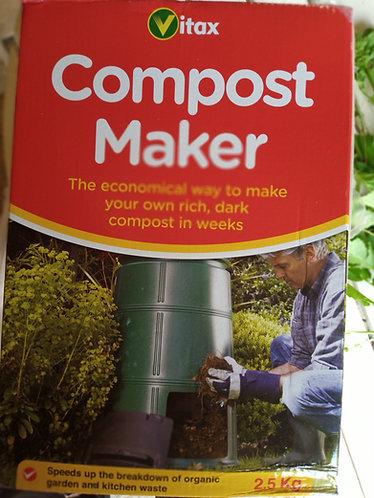 Vitax Compost Maker 2.5 kg