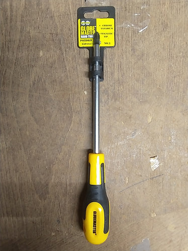 Globemaster Pozi- Drive  screwdriver 150 mm