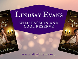 Decades Guestpost:  Wild Passion and Cool Reserve