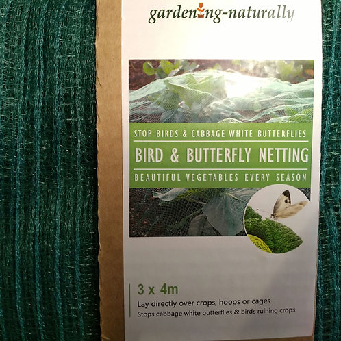 Netting Bird and Butterfly 3x4m protection netting