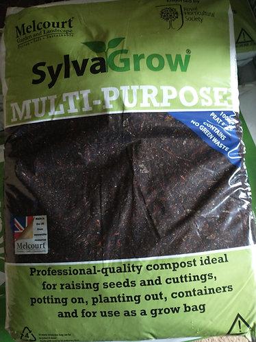 Melcourt Sylvagrow peat free compost