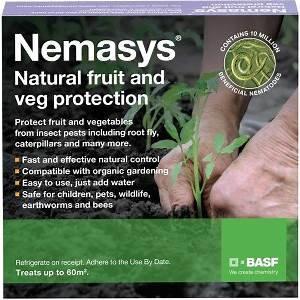 Fruit and Vegetable Nematodes mix