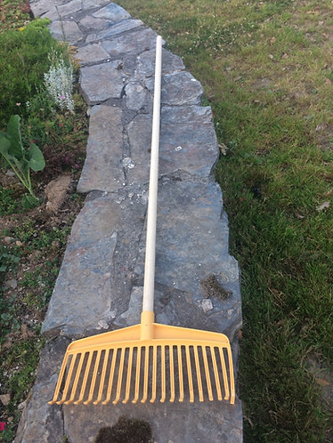 Rake lightweight garden rake ideal  for the garden