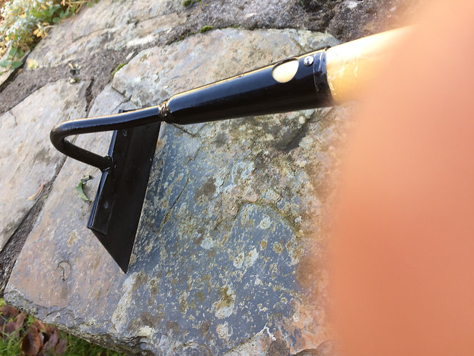 Draw Hoe by True Temper wooden  handle