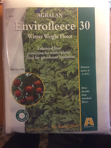 Envirofleece 30 double thickness fleece