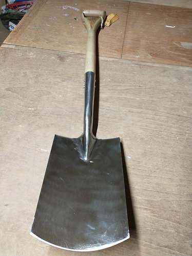 Harmony stainless steel digging spade