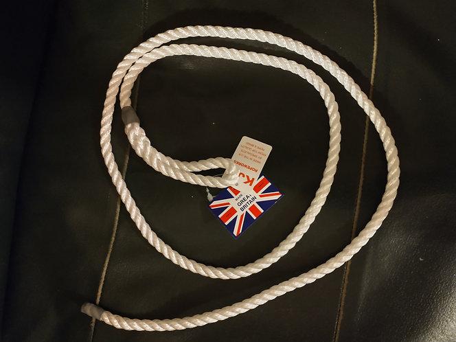 Nylon looped 1.5 m rope