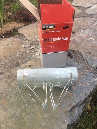 Mole Trap tunnel or barrel type