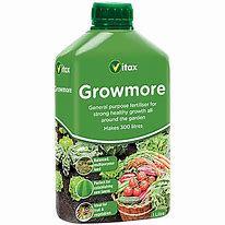 Growmore Liquid  fertiliser 1 litre