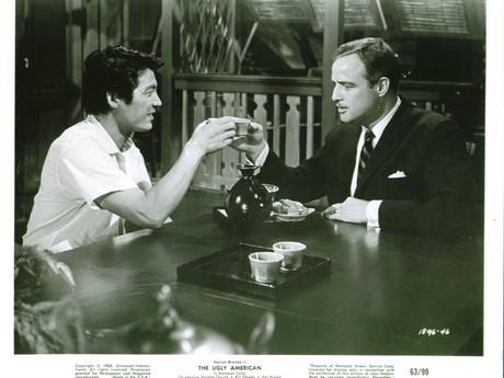 """Eiji Okada, Star of """"Hiroshima, Mon Amour,"""" to Make Hollywood Debut with Brando"""