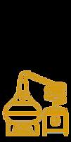 ícone Alambique de cobre produção Cachaça