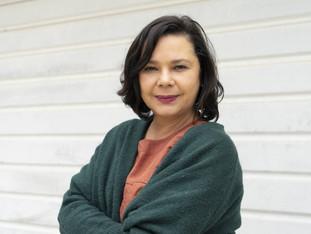Alumna Natalia Viera Salgado in conversation with María Adela Díaz