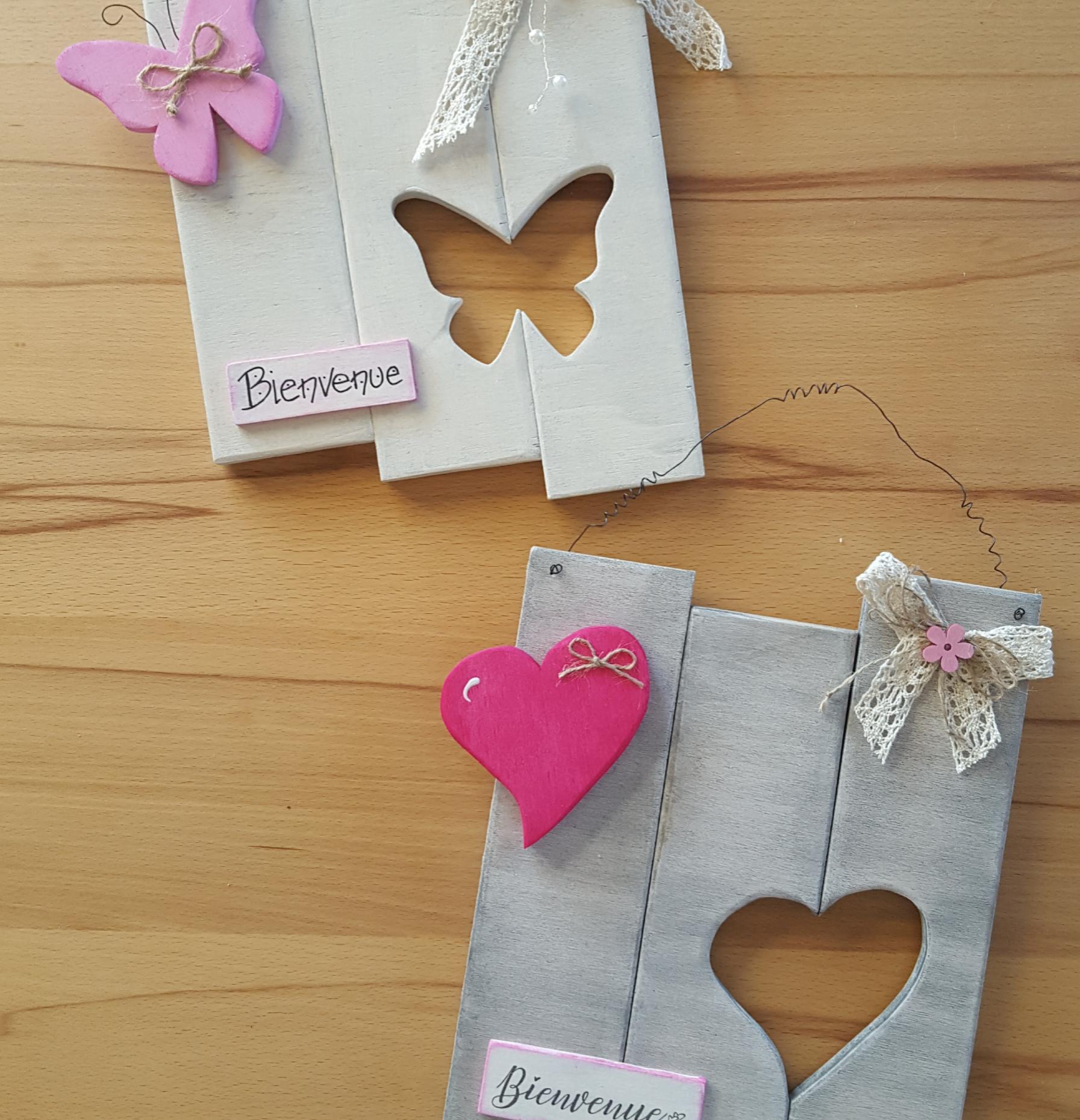 Papillon ou Coeur