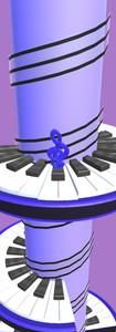 Piano Keys Bounce