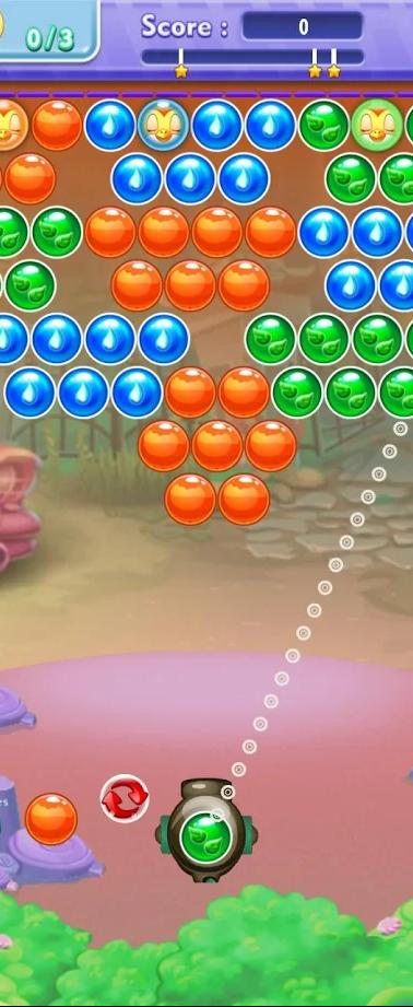 Bubble Up Shoot