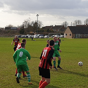 1st team vs. Watton Utd Res.