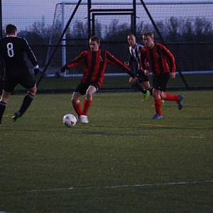 1st team vs. Tacolneston