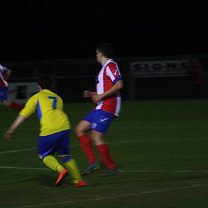 Reserves vs. Cockers Cup Final