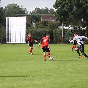 1st team vs. Tacolneston Reserves