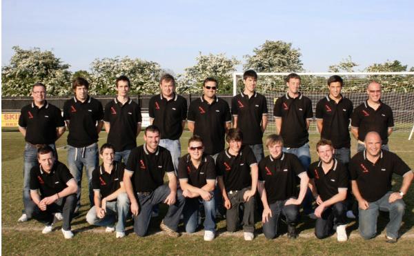 Rockand United FC 2010/2011