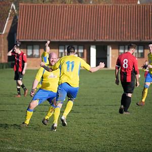 Longham vs. 1st team