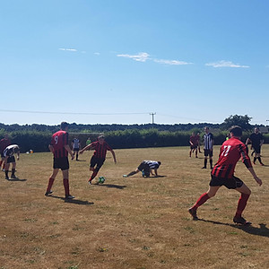 Salhouse Rovers vs. Reserves