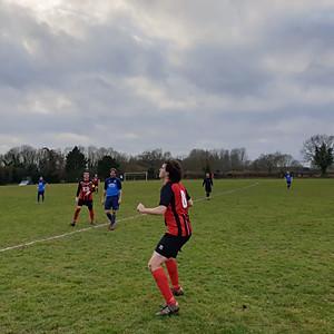Briston vs. 1st team