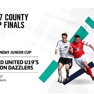Under 19s vs. Drayton Dazzlers County Cup Final