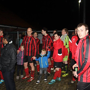 Reserves vs. Hethersett Athletic Cup Final