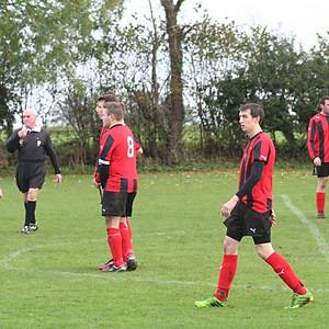 1st team vs. Gressenhall