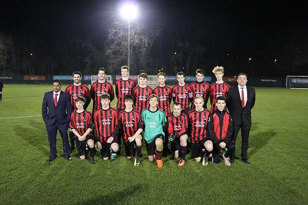 Rocklnd United FC U19s