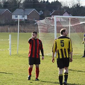 1st teams vs. Hingham Athletic